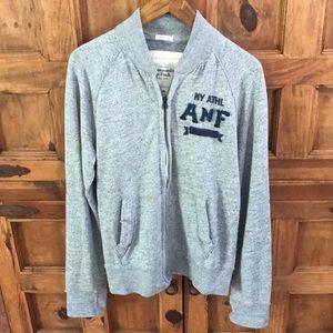 Abercrombie Zip-Up Pullover